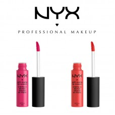 2 x NYX Professional Makeup Soft Matte Lip Cream - 8ml